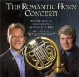 The Romantic Horn Concerti CD - Product Image