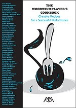 The Woodwind Player's Cookbook: Creative Recipes for a Successful Performance book - Product Image
