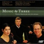 Music by Three CD - Product Image