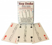 Rep Decks - Studio Series: Trumpet Edition - Product Image