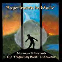 Experiments in Music trombone CD: Norm Bolter