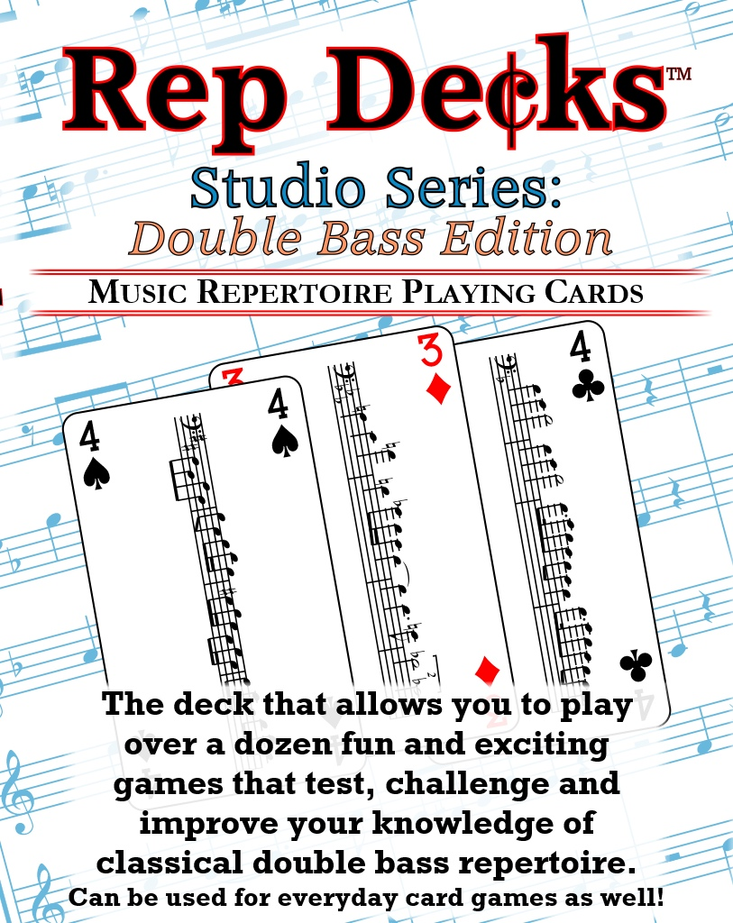 Rep Decks Series Series: Double Bass Edition