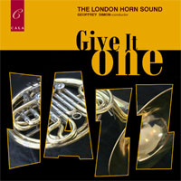 Click here for the Give It One CD and other French horn CDs