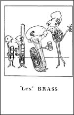 Click here for Les Brass and other music related books