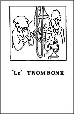 Click here for Le Trombone and other music related books