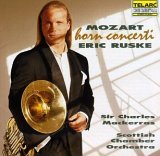 Mozart Horn Concerti French horn CD: Eric Ruske