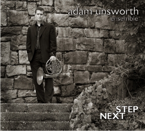 Next Step jazz French horn CD: Adam Unsworth