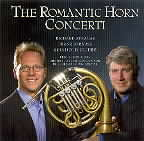 The Romantic Horn Concerti French horn CD: Eric Ruske