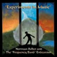 Experiments in Music CD - Product Image