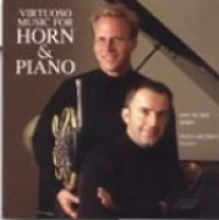 Virtuoso Music for Horn and Piano CD - Product Image