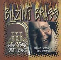 Blazing Brass CD - Product Image