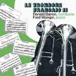 Le Trombone Francais II CD - Product Image